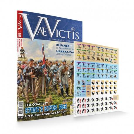 VaeVictis n°121 Edition jeu