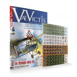 VaeVictis n°117 Edition jeu Le Temps des As