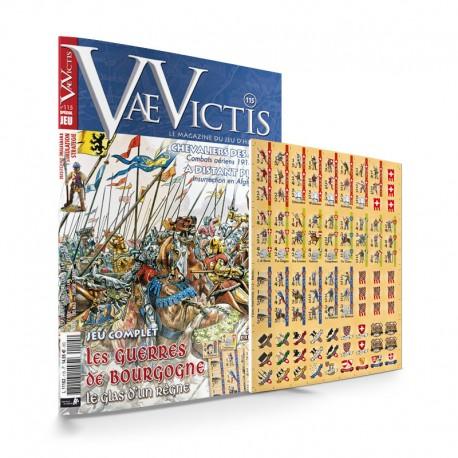 VaeVictis n°115 Edition jeu Les Guerres de Bourgogne