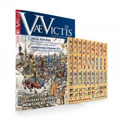 VaeVictis n°123 Edition jeu La Guerre du Bien Public