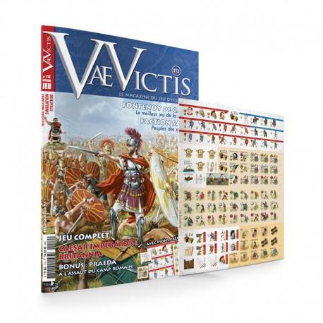 VaeVictis n°112 Edition JEU Caesar Imperator
