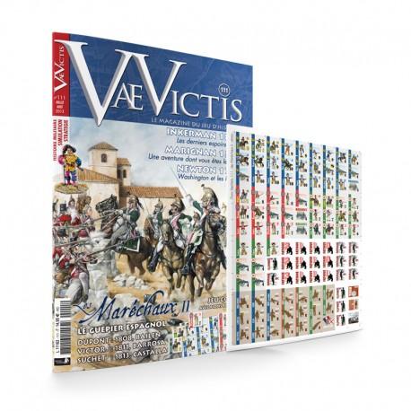 VaeVictis n°111 Edition JEU Les Maréchaux II