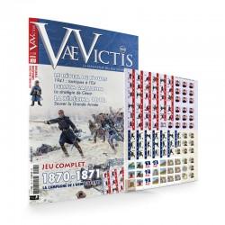 VaeVictis n°108 Edition JEU Armée de l'Est 1870-71