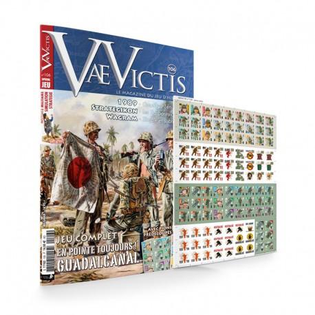 VaeVictis n°106 Edition JEU EPT Guadalcanal