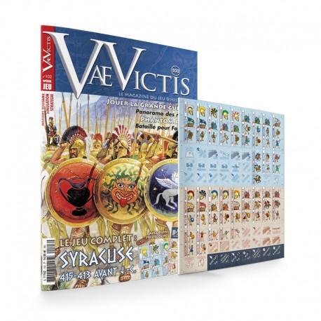 VaeVictis n°103 Edition JEU Syracuse