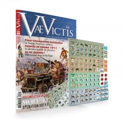 VaeVictis n°101 Edition jeu Sicile 1943