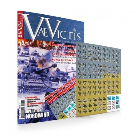 VaeVictis n°98 Edition jeu Opération Nordwind