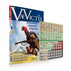 VaeVictis n°125 Game issue Somaliland 1940