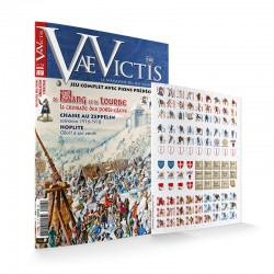 VaeVictis n°118 Edition jeu de Sang et de Tourbe