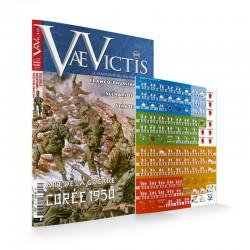 VaeVictis n°107 Edition jeu  Corée 1950