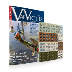 VaeVictis n°129 Edition JEU - Le Temps de As 2
