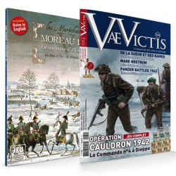 Bundle the Marshalls V+ VaeVictis 131 special game issue