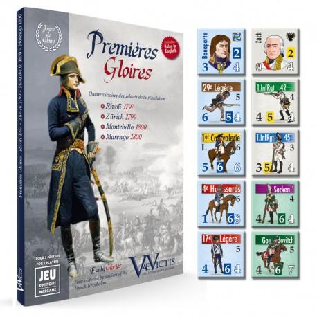Open de Paris des jeux d'Histoire: 22 au 24 septembre 2017 - Page 2 Premieres-gloires