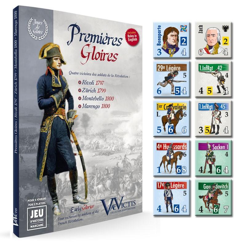 Open de Paris des jeux d'Histoire: 22 au 24 septembre 2017 Premieres-gloires