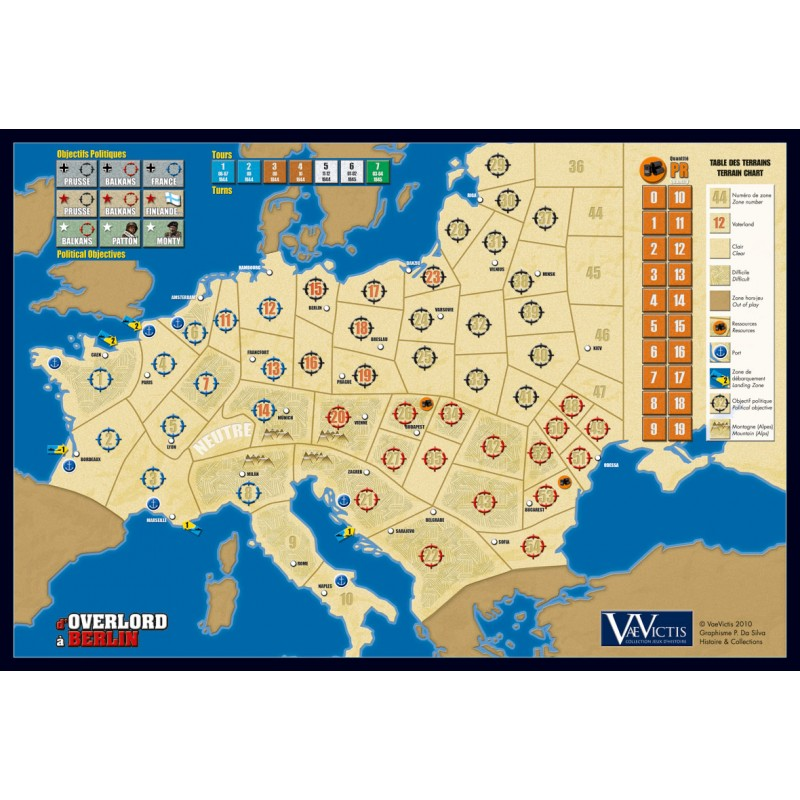 Wargame Vaevictis From Overlord To Berlin