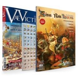 Pack Héros et Rois + VaeVictis 139 édition classique