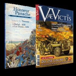 Pack Avec Honneur et Panache + VaeVictis 140