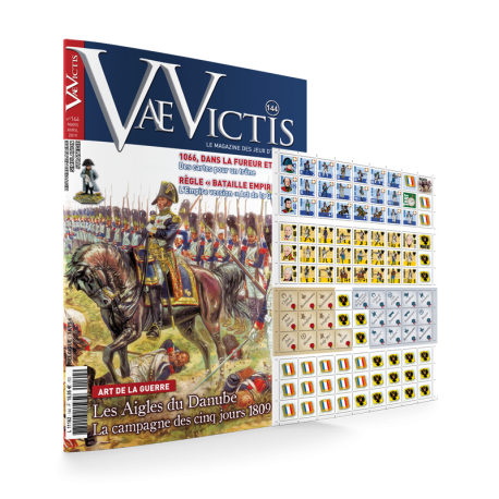 VaeVictis 144 - Special Game Issue