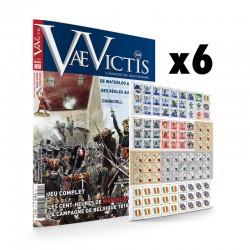 Abonnement 6 numéros Edition Jeu - Export