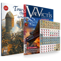 Pack Tourcoing 1794 - VaeVictis 149 Special Game Issue