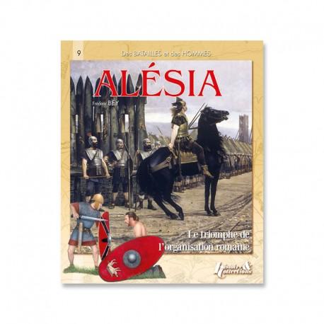 Alesia, le triomphe de l'organisation romaine