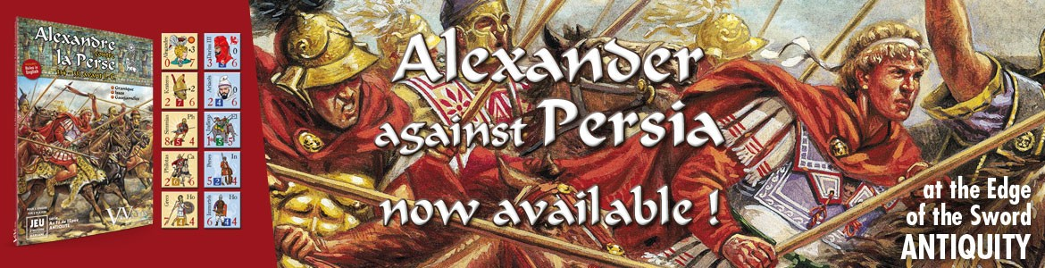 Alexander against Persia