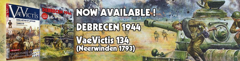 Debrecen + VaeVictis 134