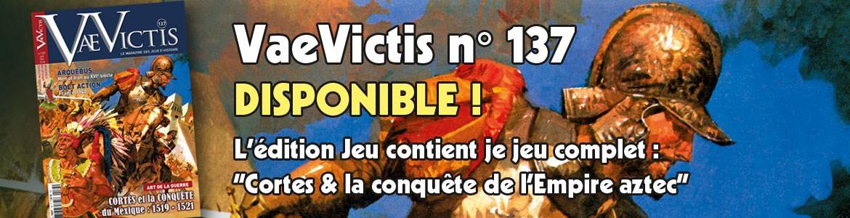 commande vaevictis 137